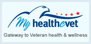 My Health Vet badge